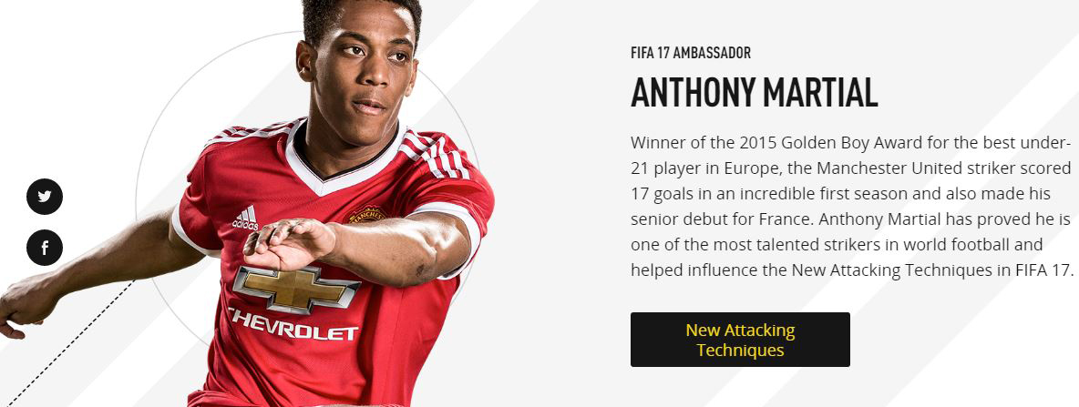 1b125d05470 EA Sports accidentally leak beautiful new Manchester United kit ...