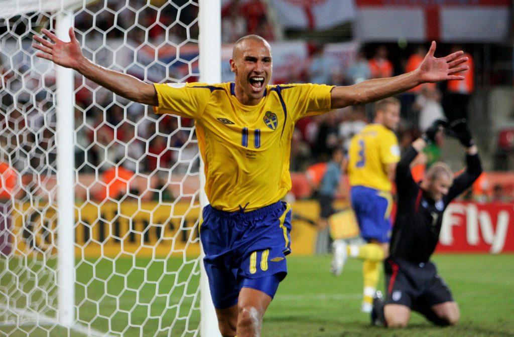 Group B Sweden v England - World Cup 2006