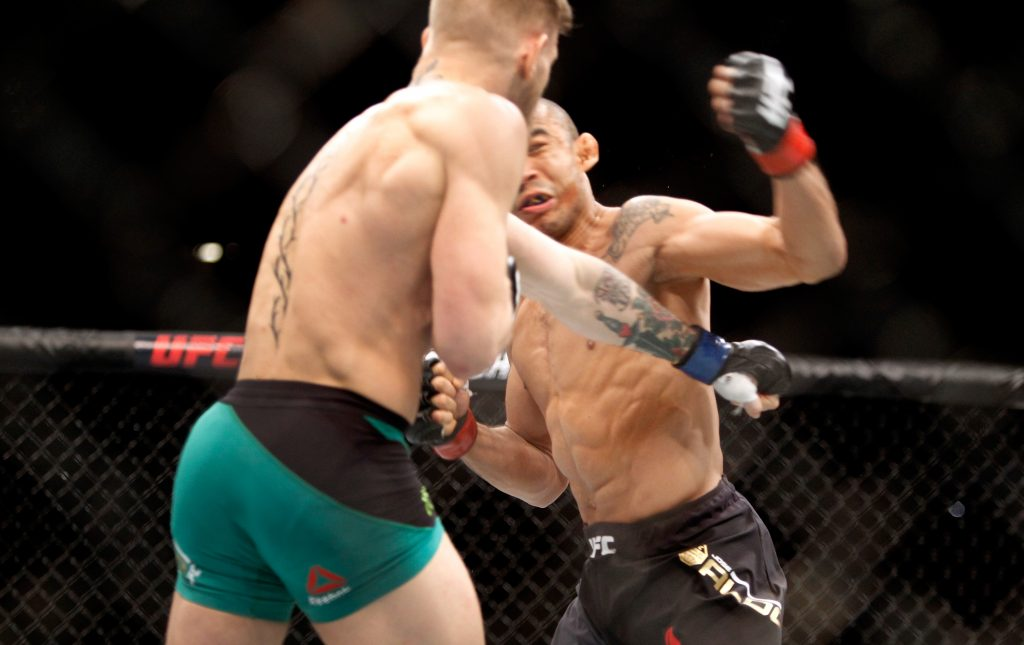 McGregor surrenders UFC featherweight title