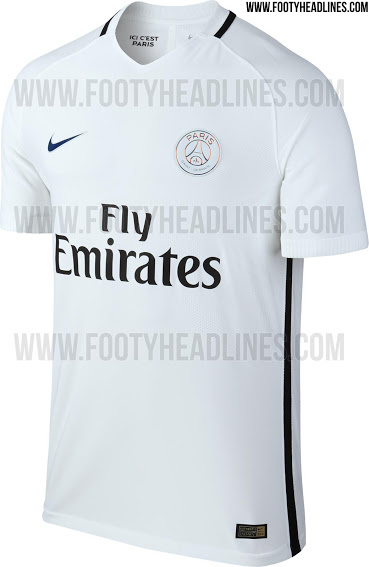 sports shoes 705f9 5877c PSG's new third kit has been leaked, and it's glorious ...