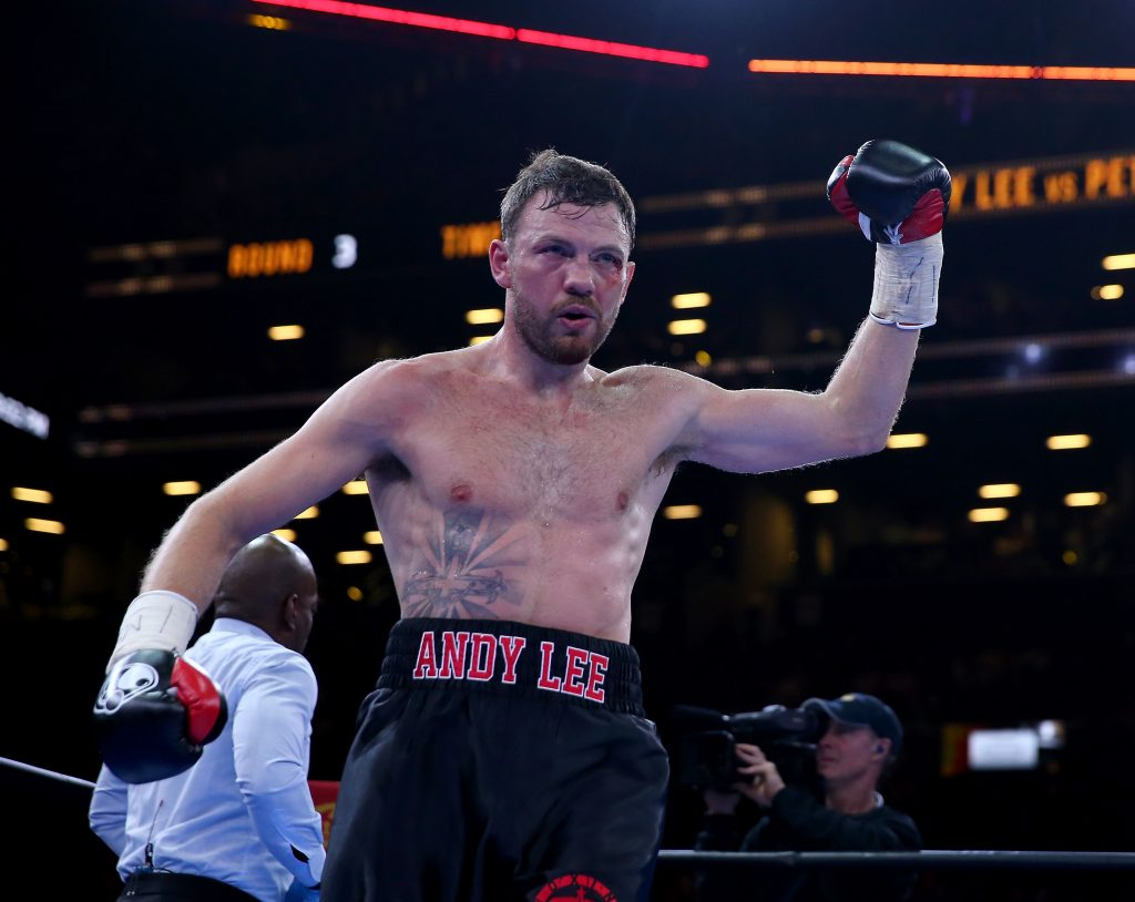 Andy Lee v Peter Quillin