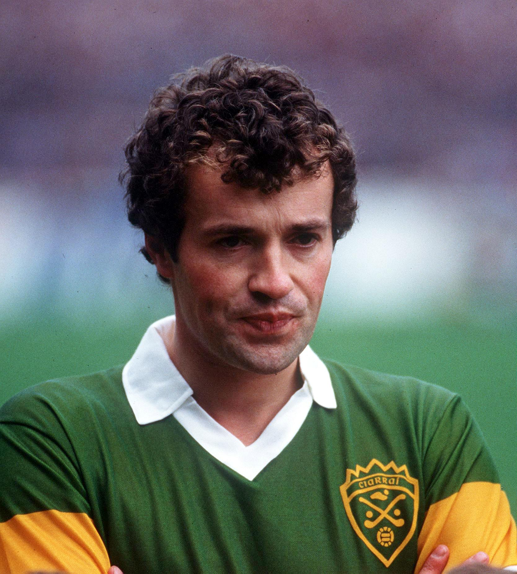 Kerry 23/9/1984 Michael Sheehy © Billy Stickland/INPHO
