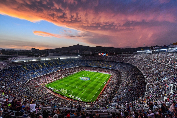 Nou Camp in the running for 2018 Champions Cup final ...