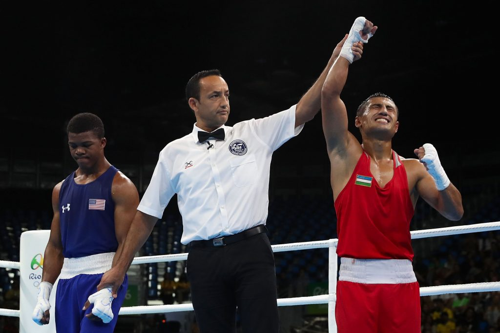 Boxing - Olympics: Day 11