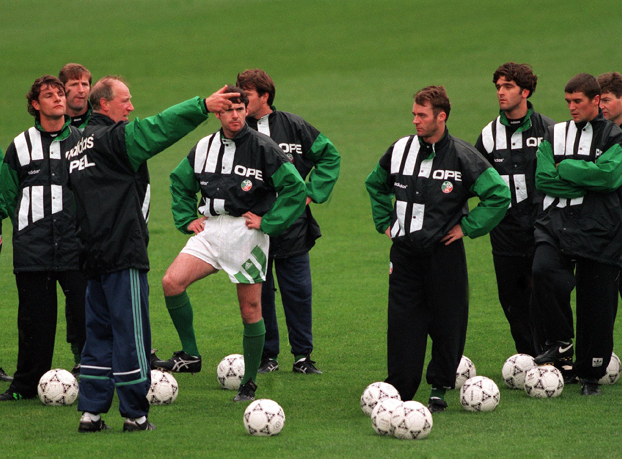 Jack Charlton 1993