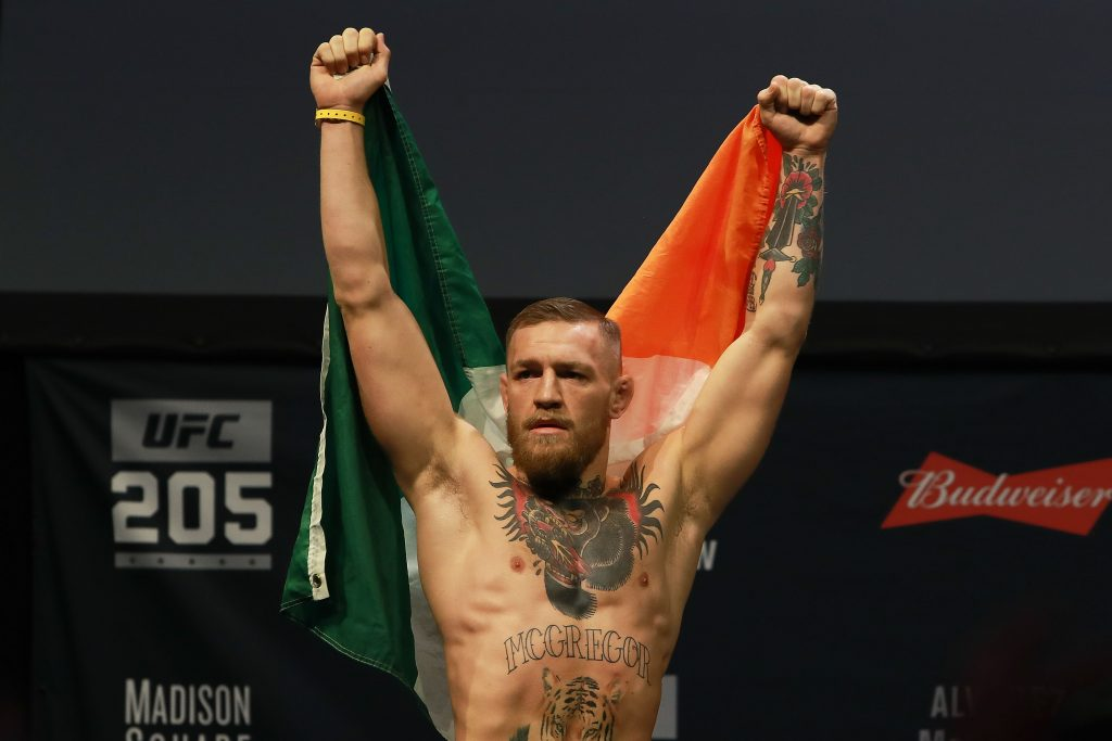 Dana White: Conor McGregor's next fight won't happen before May