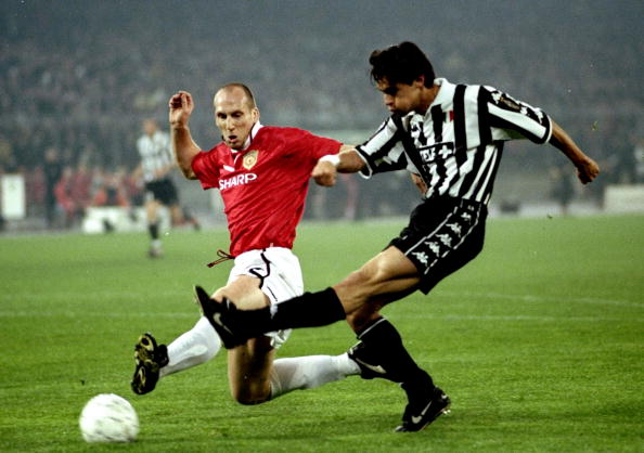 Filippo Inzaghi of Juventus