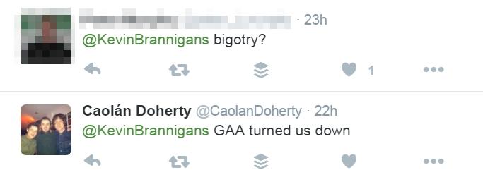 Derry comments 2