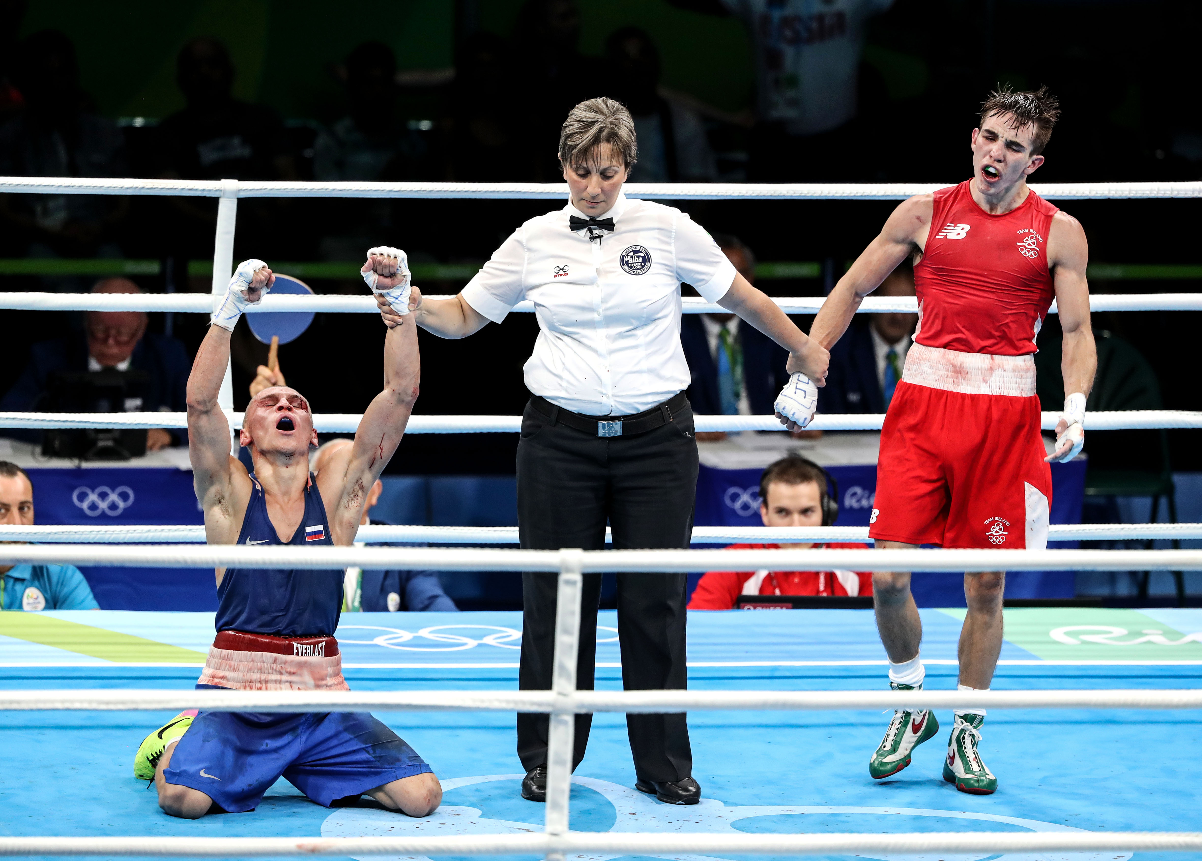 Michael Conlan issued maximum fine for interview after Olympics elimination