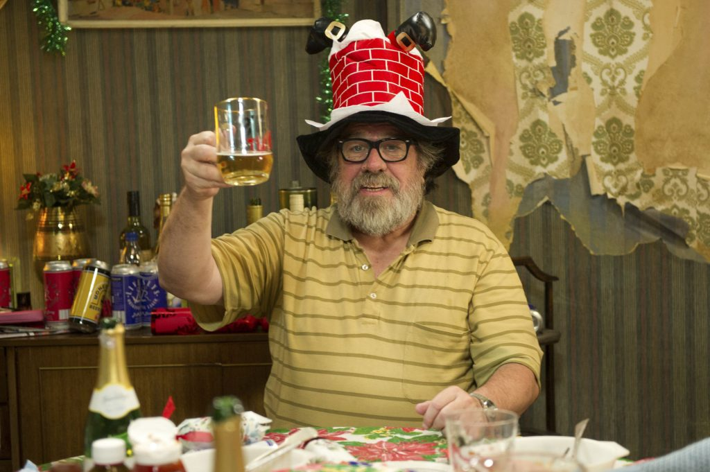 Programme Name: Royle Family - TX: n/a - Episode: n/a (No. 1) - Embargoed for publication until: 05/12/2012 - Picture Shows: Jim Royle (RICKY TOMLINSON) - (C) Jellylegs - Photographer: Vishal Sharma