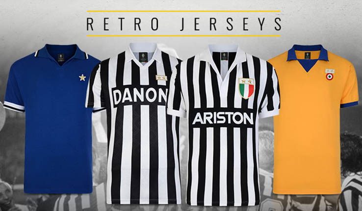 69a2ffe5312 Above is the club s long sleeve jersey from the 1952-53 season and it is a  classic which pays tribute to the campaign in which Juve attempted to  defend ...