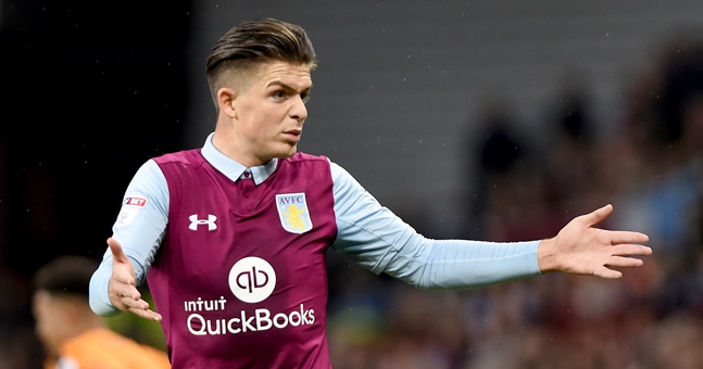 Grealish stars as Aston Villa goes second