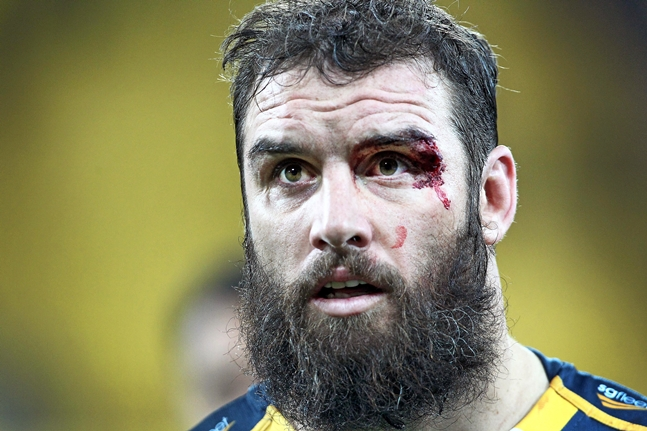 Wallaby Scott Fardy to join Leinster