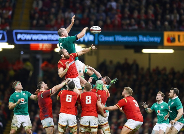 Ireland slips from world-beaters to Six Nations also-rans