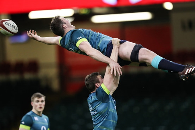 North double ends Ireland's Six Nations hopes