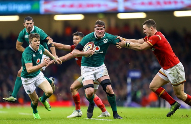 Rob Howley praises George North as Wales dent Ireland's Six Nations hopes