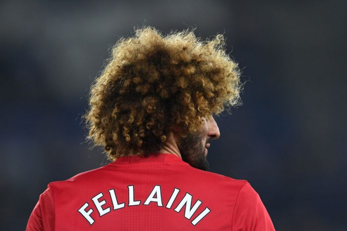 Marouane Fellaini reveals Manchester United's plan to return to the Champions League