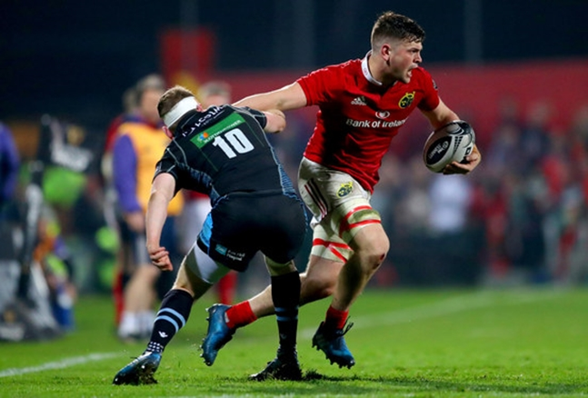 Munster sweat on Murray and Stander for Saracens semi-final