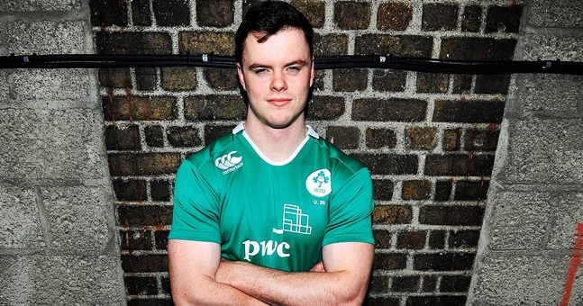 Eight uncapped players named in Ireland tour squad