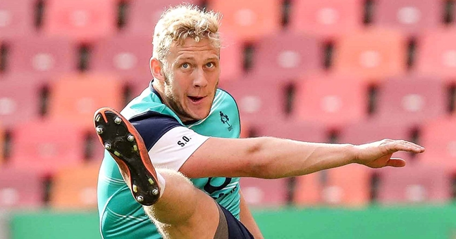 Stuart Olding Signs For French Club Brive