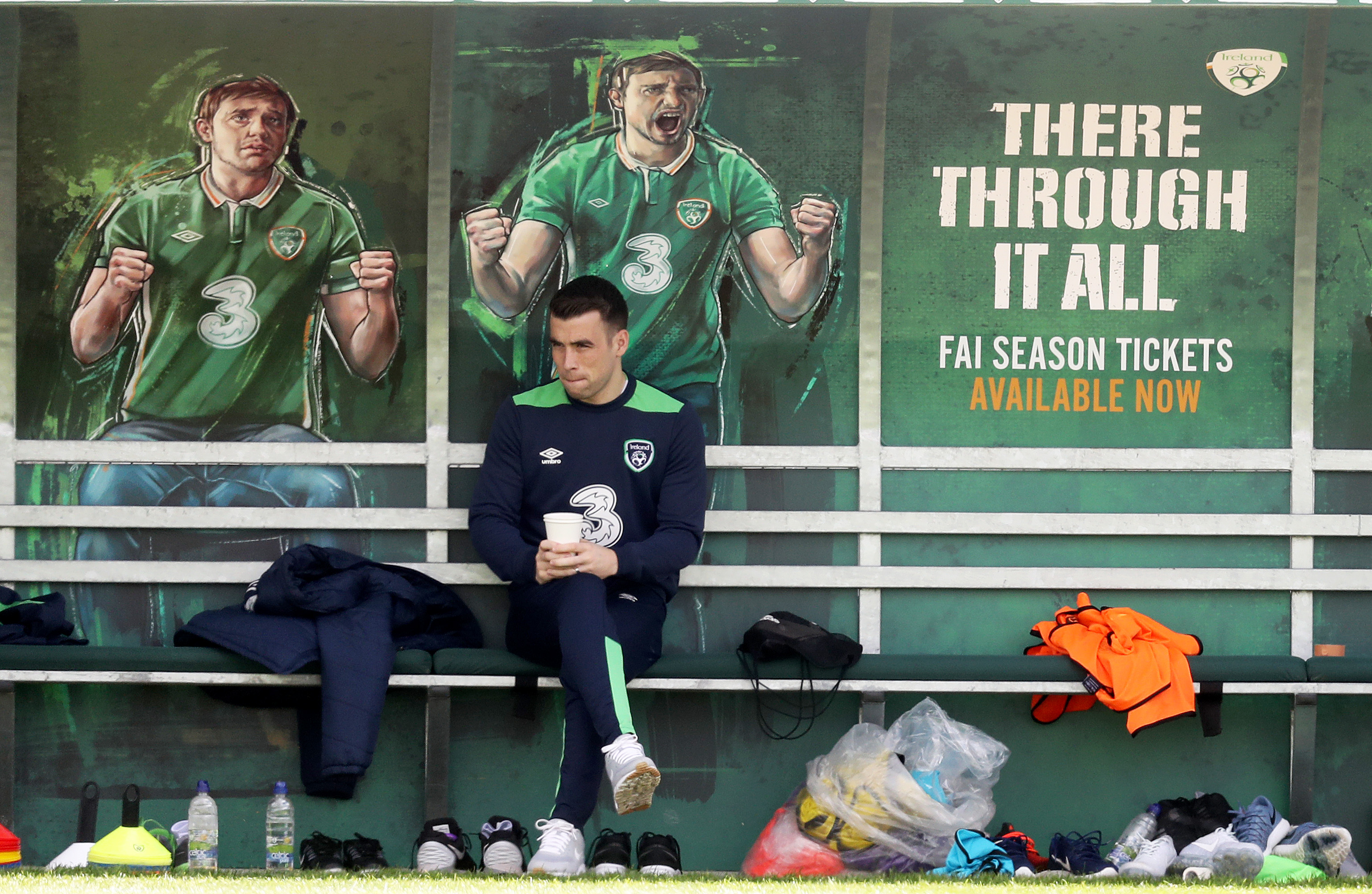 Jonathan Walters taking nothing for granted in Ireland's World Cup bid