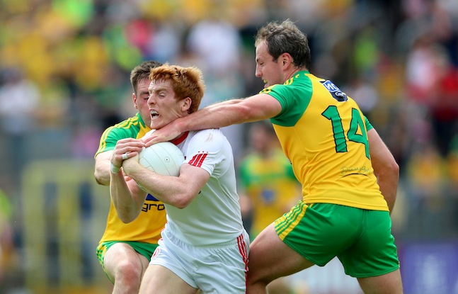 Devastating Tyrone crush Donegal at Clones