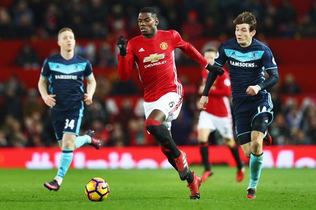 Man United consider shock bid for £10.6m Middlesbrough star