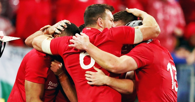 The British And Irish Lions Could Not Quite Condemn New Zealand To A First Tour Defeat