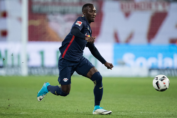 Naby Keita's heart is 'set on Liverpool'; wants the No 8 shirt