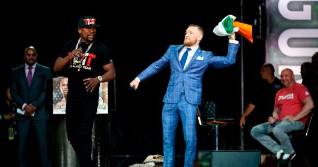 How Much Do You Really Know About UFC's Conor McGregor Before His Brawl With Floyd Mayweather?