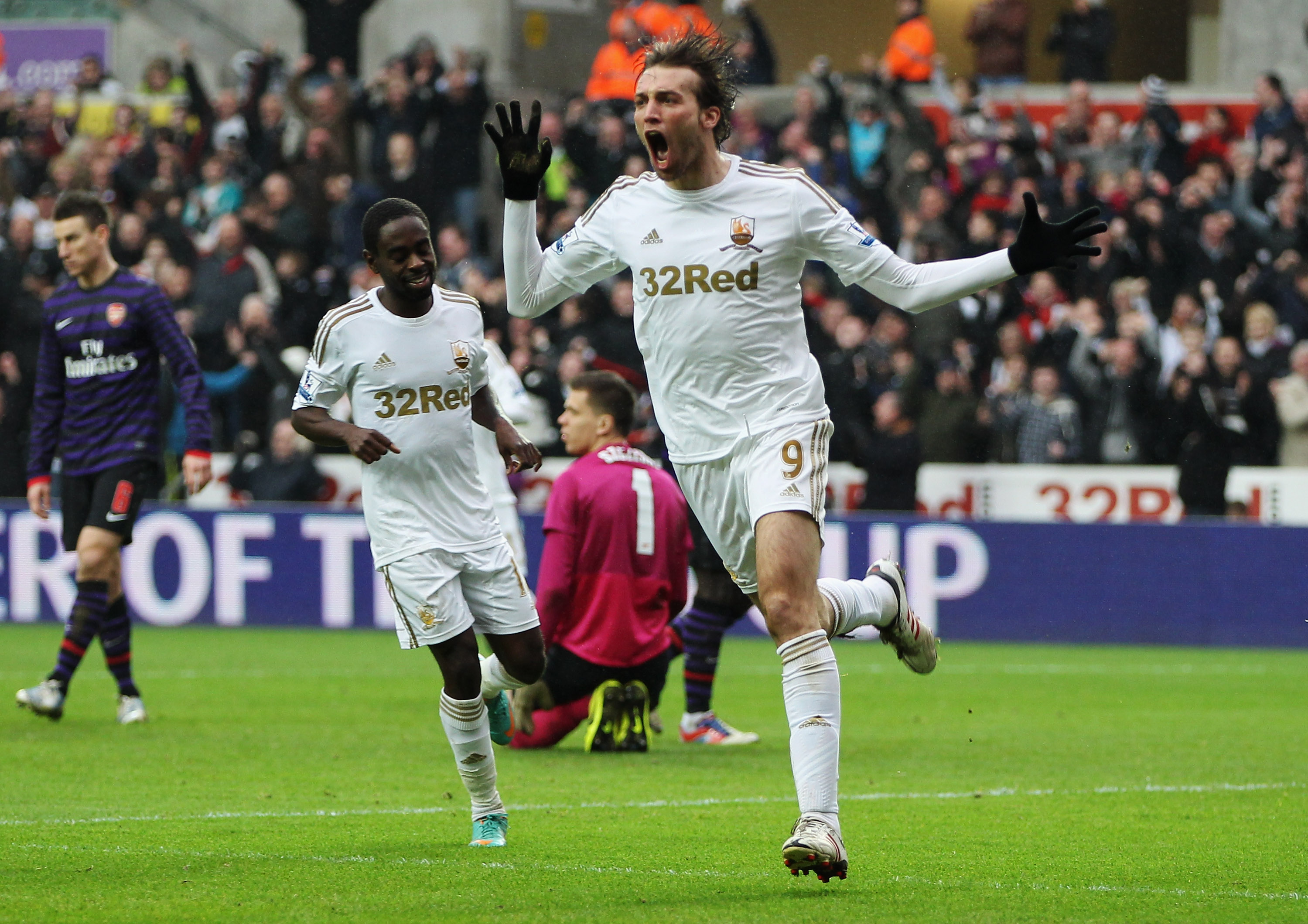 Michu: Ex-Swansea midfielder retires after long injury struggle