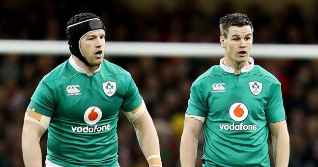 Joe Schmidt suggests Sean O'Brien and Garry Ringrose could