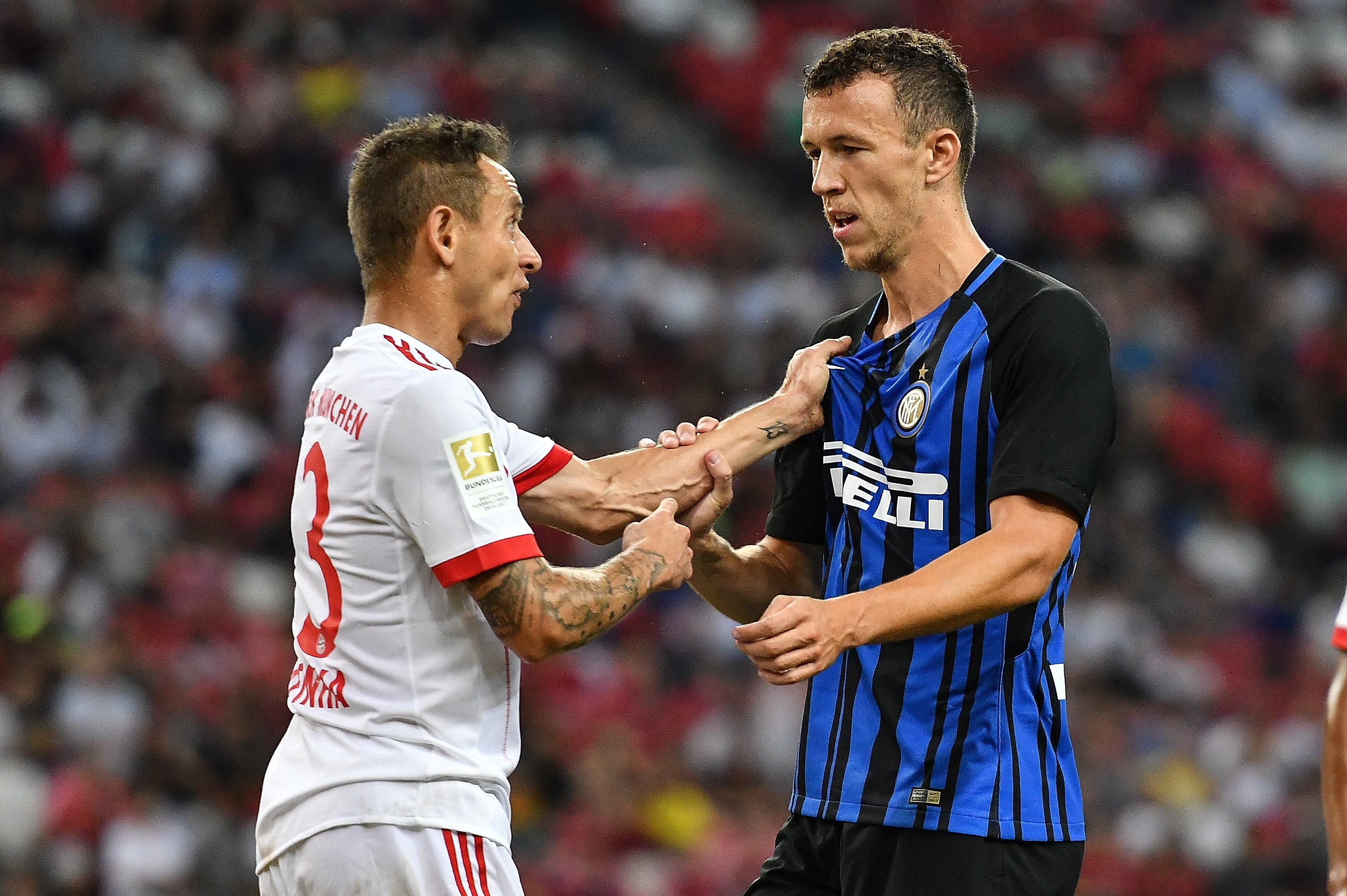 Inter Milan coach's comments about Ivan Perisic bodes well for ... on