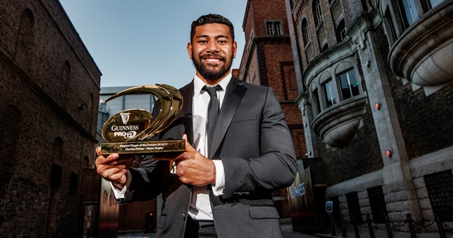 Ulster lose All Black Charles Piutau to Pat Lam's Bristol