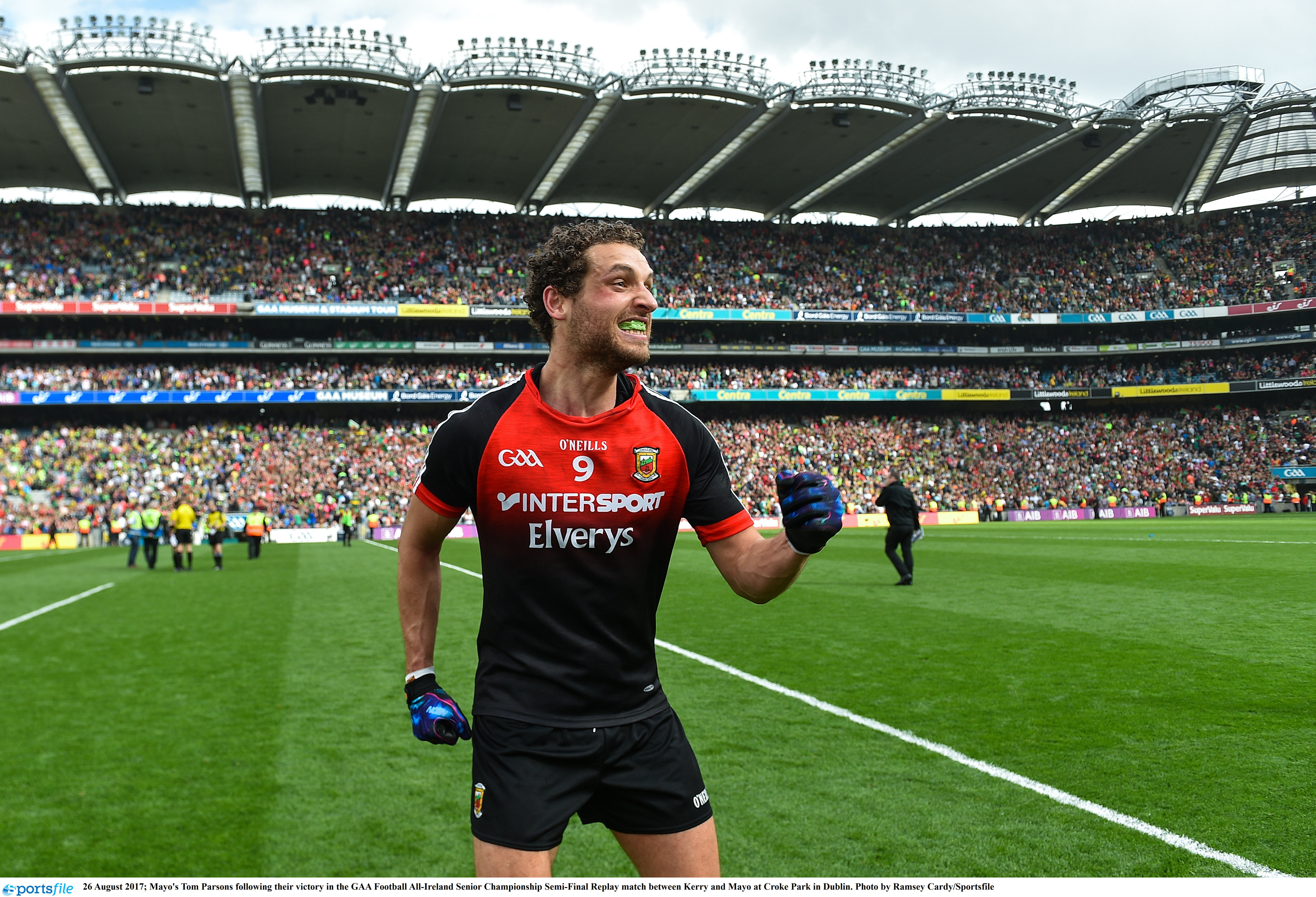 Mayo is well-served by plane, train, bus and road networks