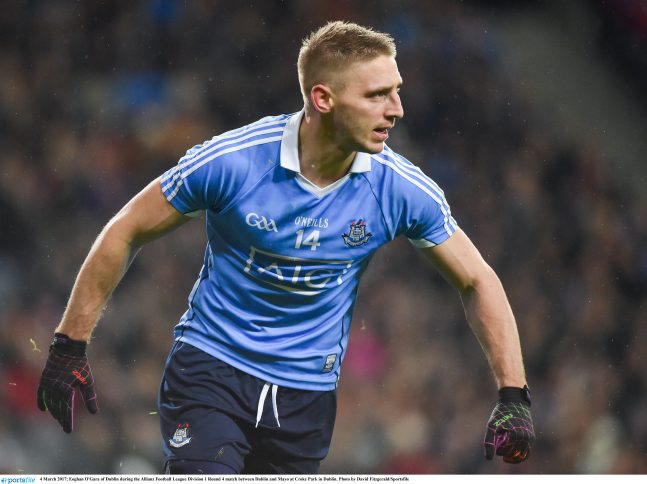 The incredible way Dublin Fire Brigade is marking All-Ireland Final day