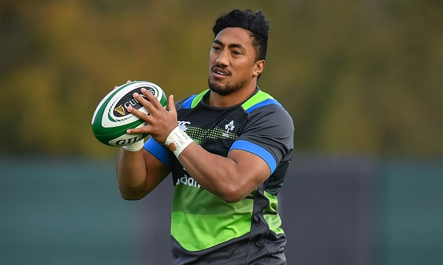 Ireland Complete Preparations For Springboks Clash
