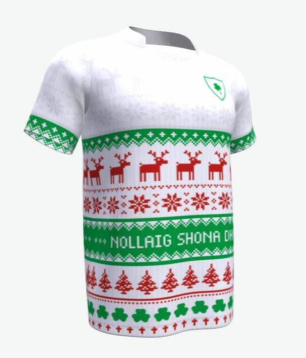 Christmas Jerseys.Forget About Christmas Jumpers Gaa Christmas Jerseys Are