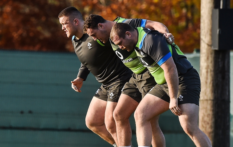 Joey Carbery handed playmaking duties for Ireland against Fiji