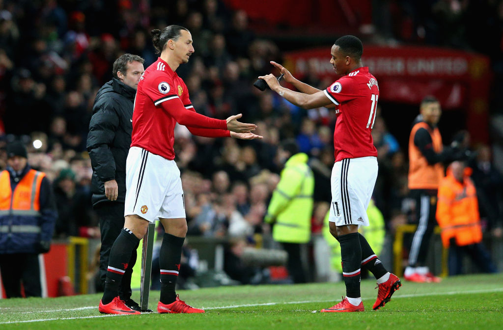 'Lions don't recover like humans': Zlatan Ibrahimovic back in Manchester United win