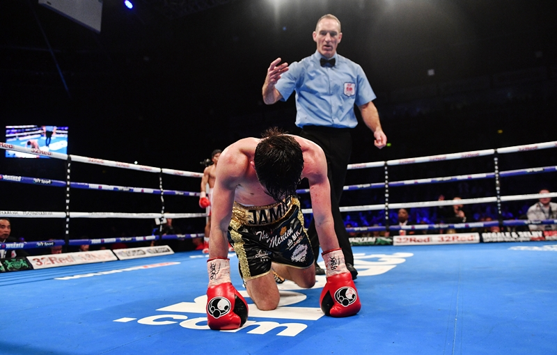 Dominant Ancajas batters Conlan for third title defense