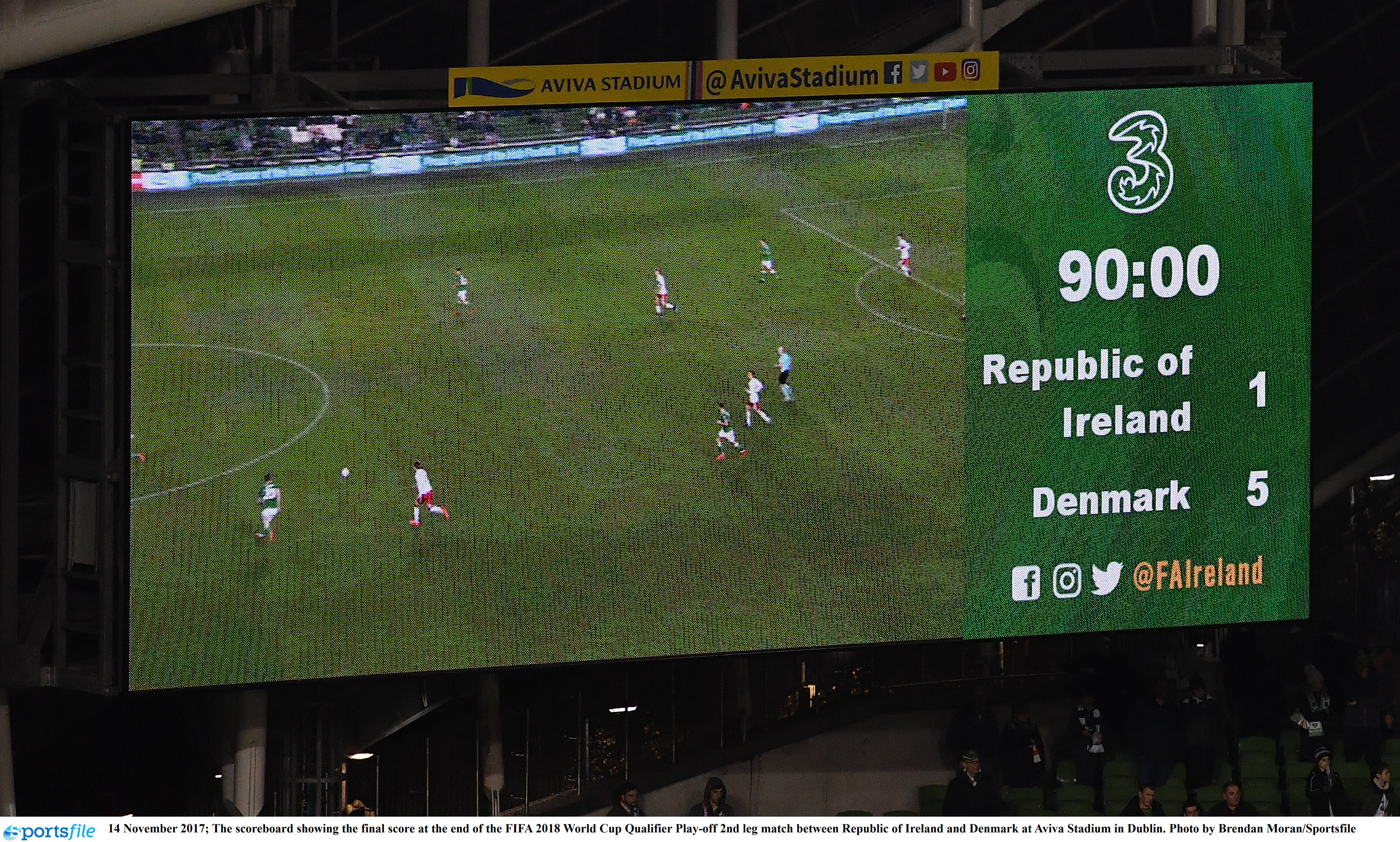 Nothing will change in Irish football until the League of Ireland is