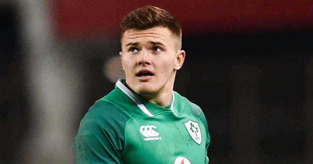 Six Nations: Stockdale plays down superb start for Ireland