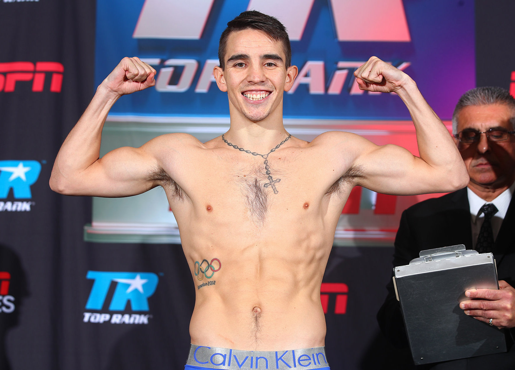 Michael Conlan: Belfast fighter secures points win over Luis Fernando Molina