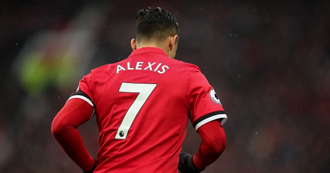Manchester United's Alexis Sanchez wants to end career back in Chile