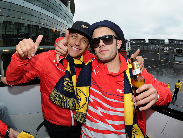 Juventus 'enquire about Jack Wilshere'