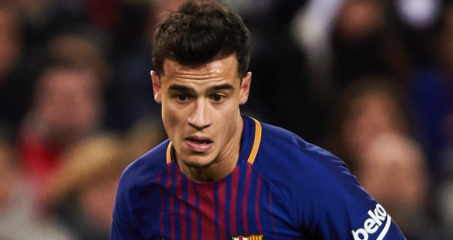 Secret deal with Barcelona over transfers after Philippe Coutinho exit