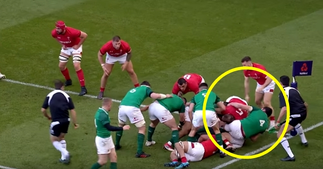 Many Ireland fans may have missed James Ryan's crucial role in Cian Healy's  try | SportsJOE.ie