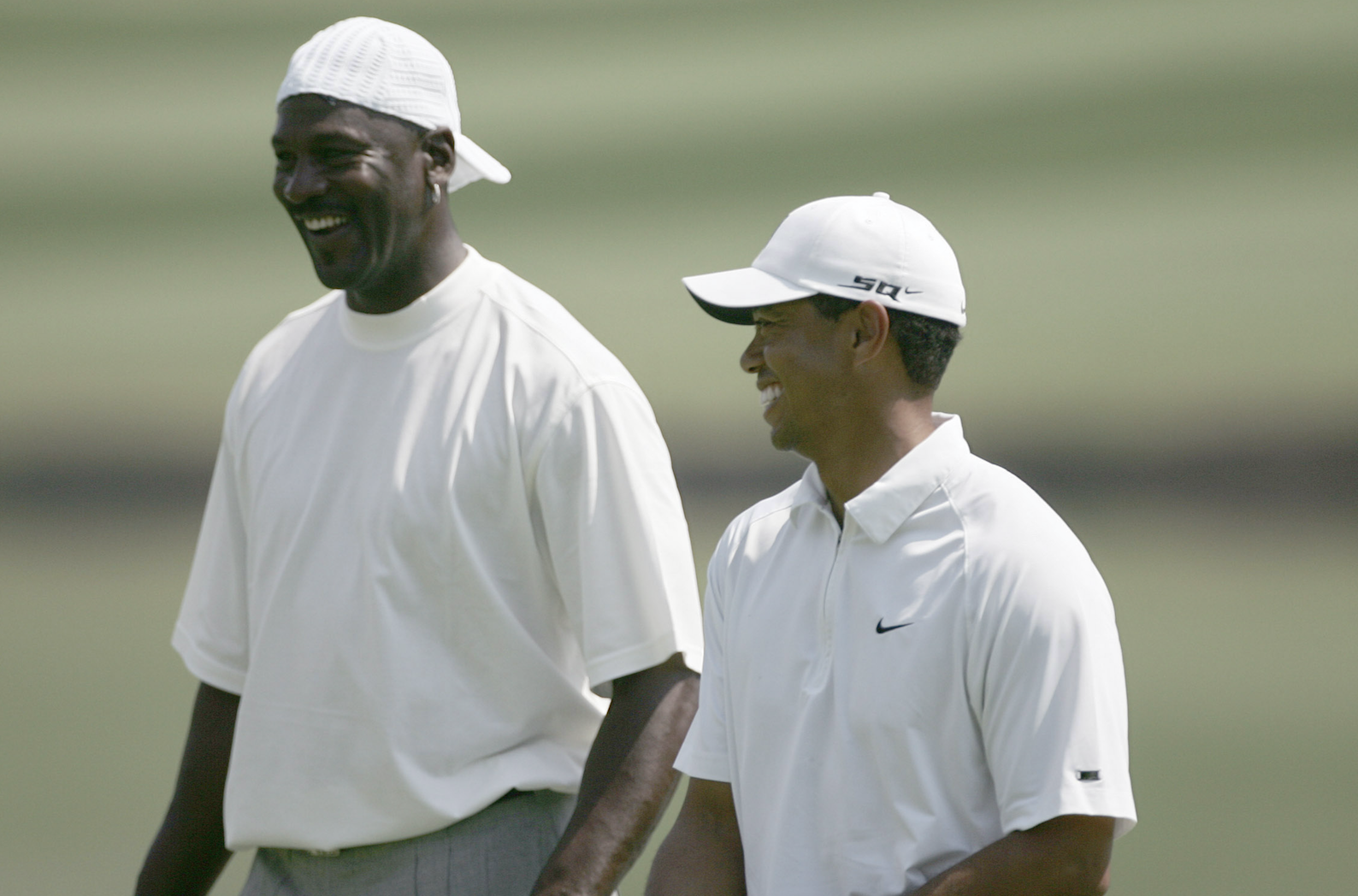 5358310c5267 Why Tiger Woods was warned to stay away from Michael Jordan ...