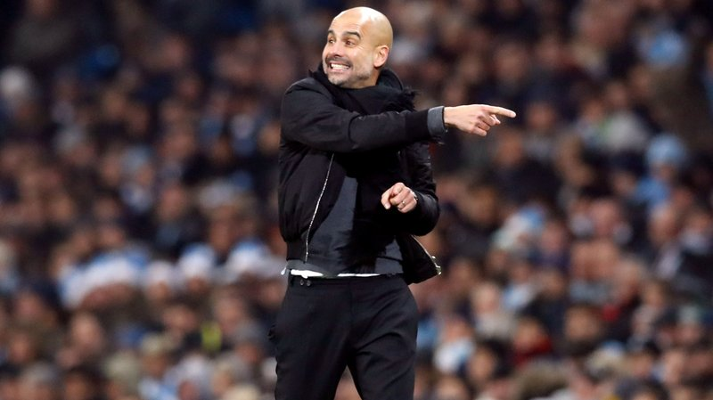 Manchester City boss Guardiola says team are